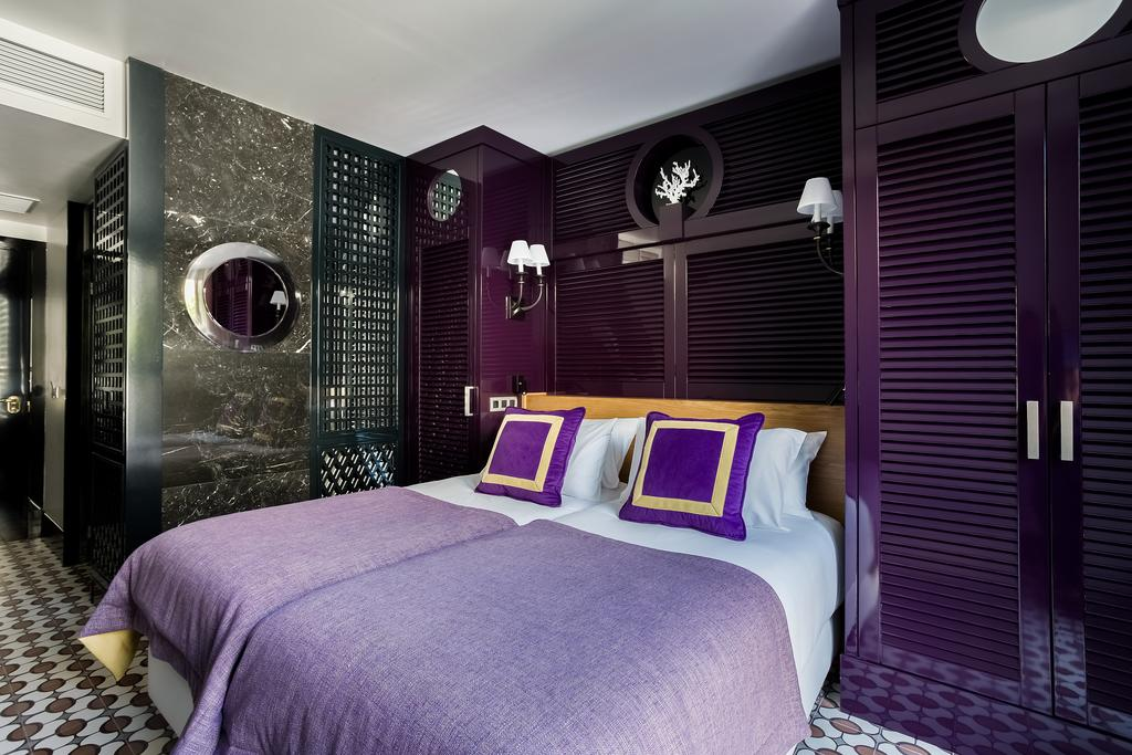 Hotel adaptado en Barcelona Room Mate Anna