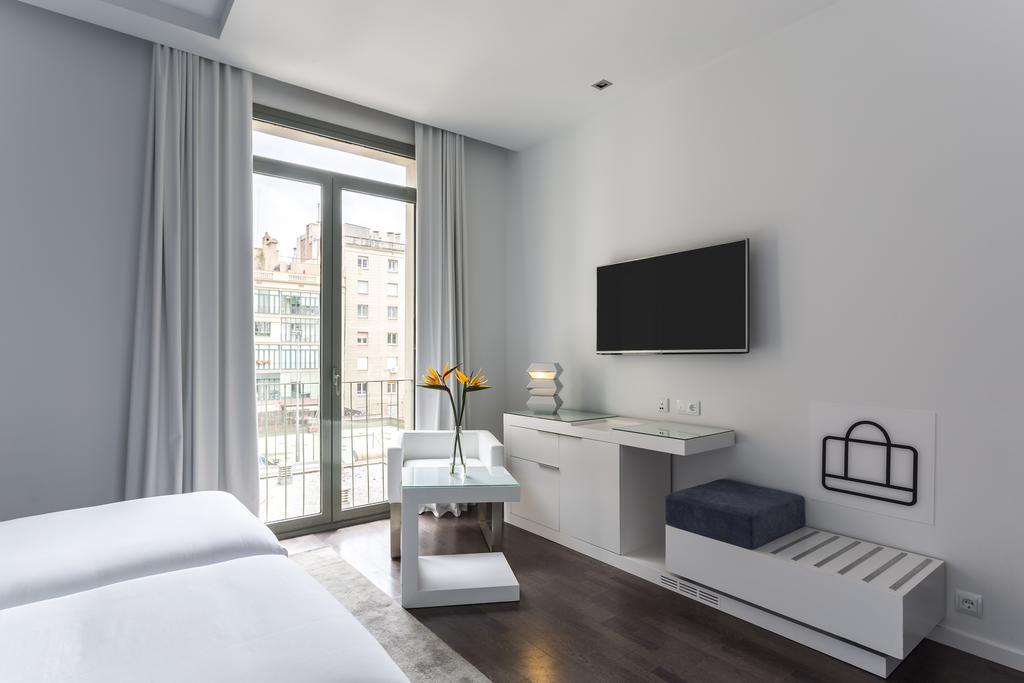 Hotel adaptado en Barcelona Room Mate Carla