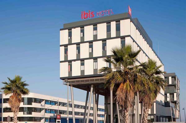 Hotel Ibis Mataró. Adaptado a personas con discapacidad