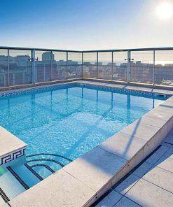 Hotel adaptado Ilunion Barcelona