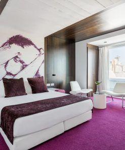 Hotel Room Mate Emma adaptado a personas con discapacidad en Barcelona
