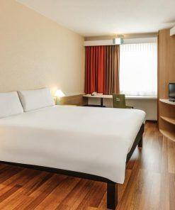Hotel Ibis adaptado en Jerez de la Frontera