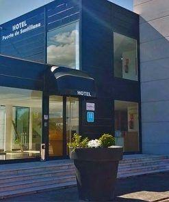 Hotel accesible Puerta de Santillana