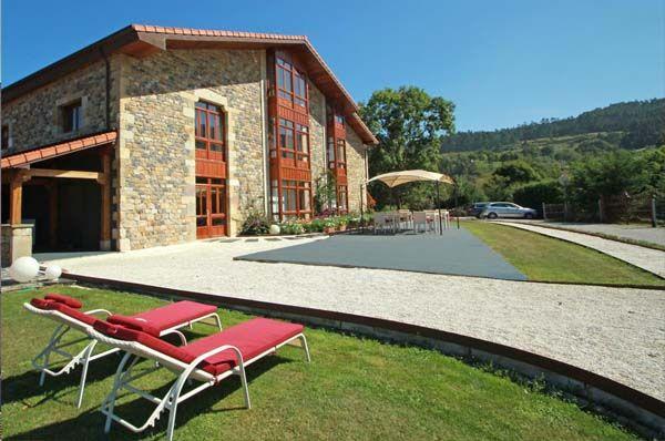 Hotel accesible Villa Arce, en Puente Viesgo