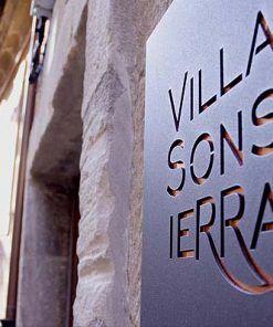 Hotel adaptado Villa Sonsierra