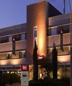 Hotel adaptado Ibis Granada