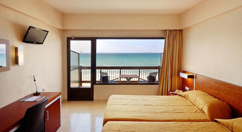 Hotel Aya adaptado a personas con discapacidad, en Mallorca