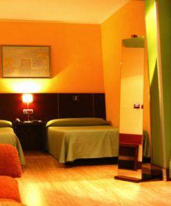 Hotel Carlos V adaptado en Granada