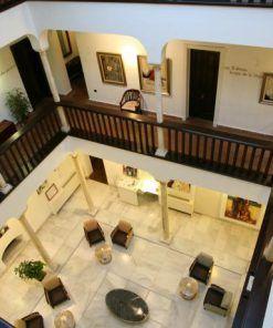 El ladrón de agua hotel adaptado en Granada