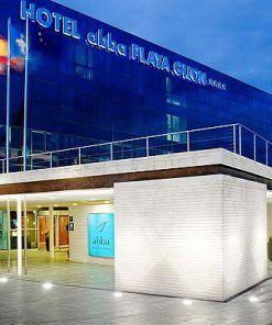 Hotel adaptado Abba Playa Gijón