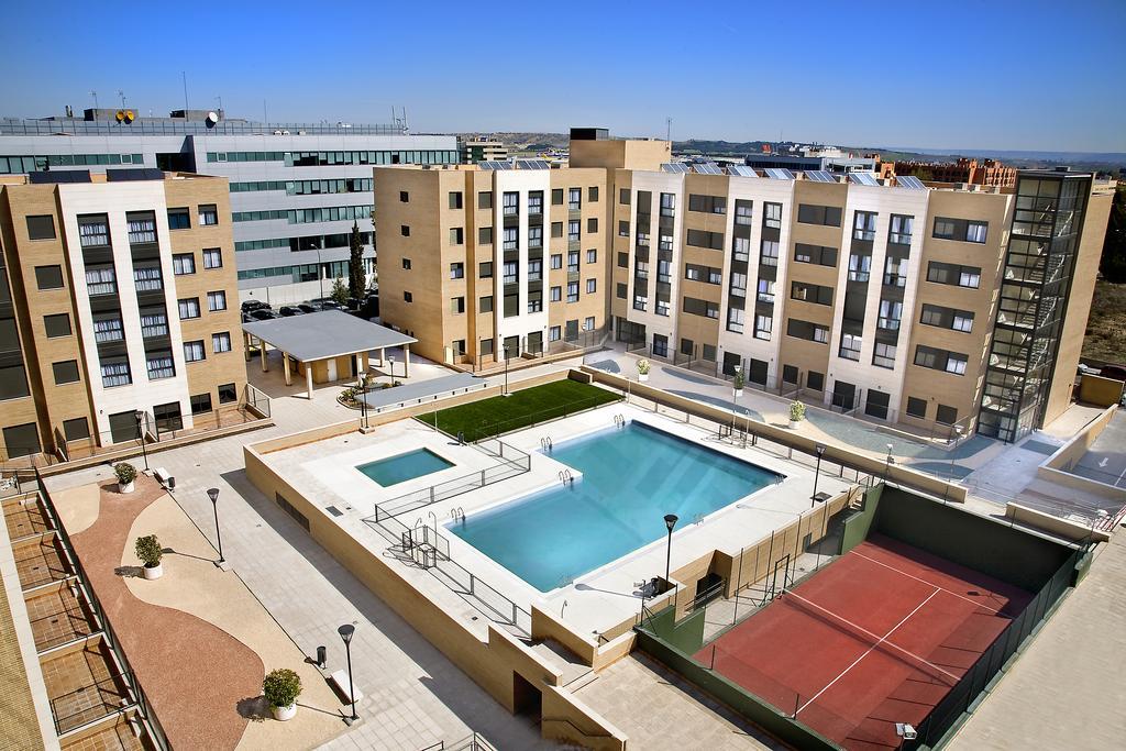 Apartamentos adaptados Compostela suites Madrid