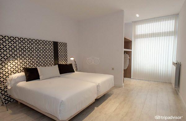 Apartamentos adaptados eric vokel Madrid habitación adaptada