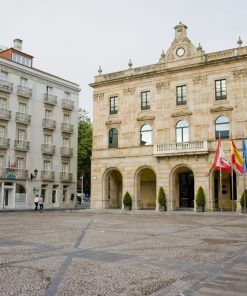 Hotel adaptado Asturias, en Gijón