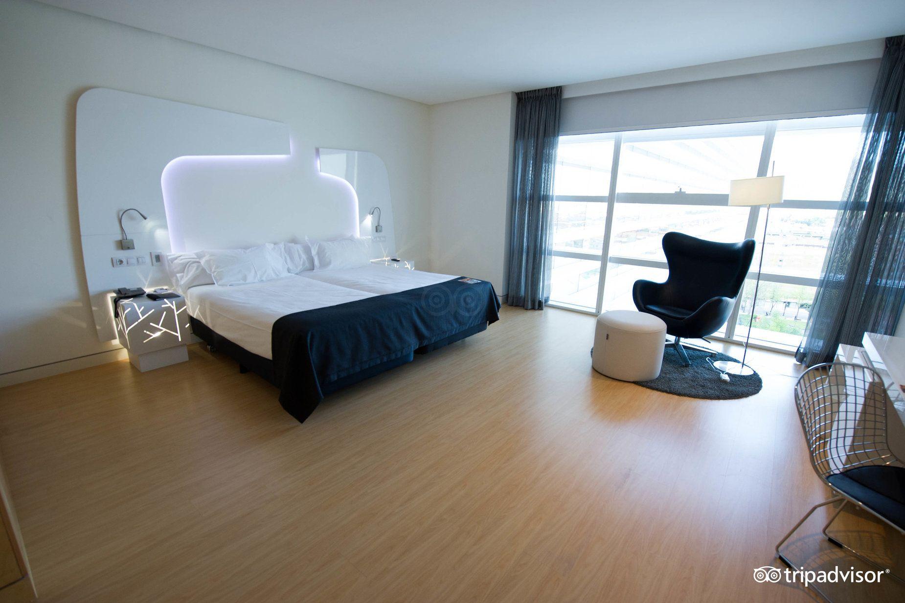 Hotel Ayre Oviedo habitación adaptada