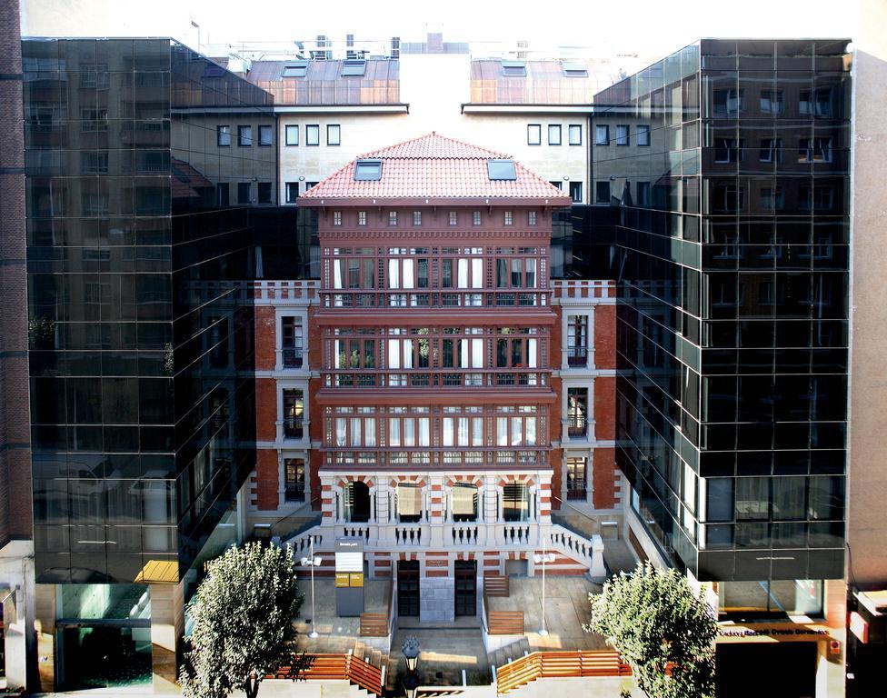 Hotel adaptado Barcelo Oviedo Cervantes