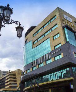 Hotel accesible Exe Oviedo
