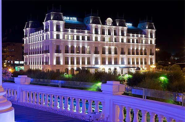 Gran Hotel Sardinero con habitaciones adaptadas