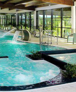 Spa accesible del Oca Palacio De La Llorea Hotel & Spa