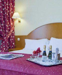 Hotel adaptado Europa, Madrid