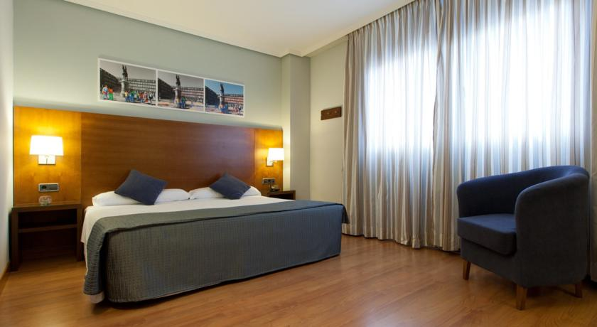 Hotel adaptado Avant Aeropuerto, Madrid