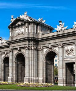 Hoteles adaptados en Madrid