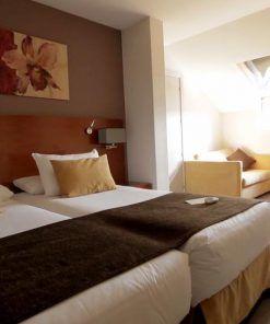 Hotel adaptado Puerta de Toledo