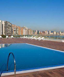 Hotel adaptado NH Gijón