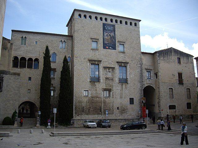 Girona accesible: museo de arte de Girona