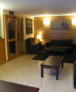 Hotel Solineu, con habitaciones adaptadas en La Molina