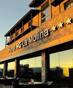 Hotel HG La Molina con habitaciones adaptadas