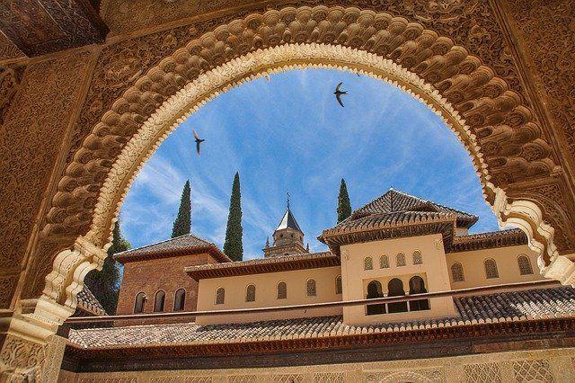 Viajar sin salir de casa a Granada
