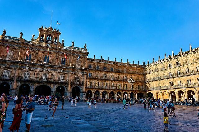 Viajar sin salir de casa Salamanca