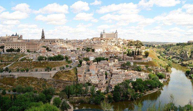 Toledo: viajar sin salir de casa